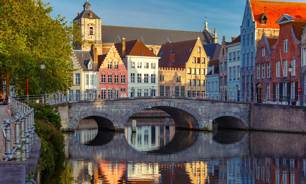 Städtereise in Brügge