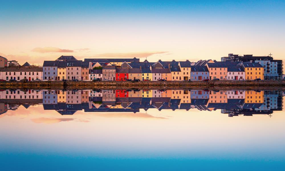 Städtereise in Galway