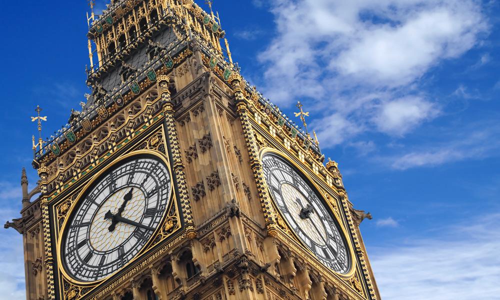 Städtereise in England