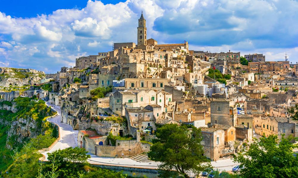Städtereise in Matera