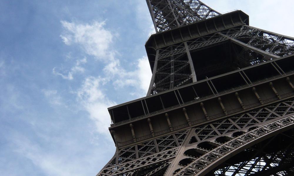 Städtereise in Paris